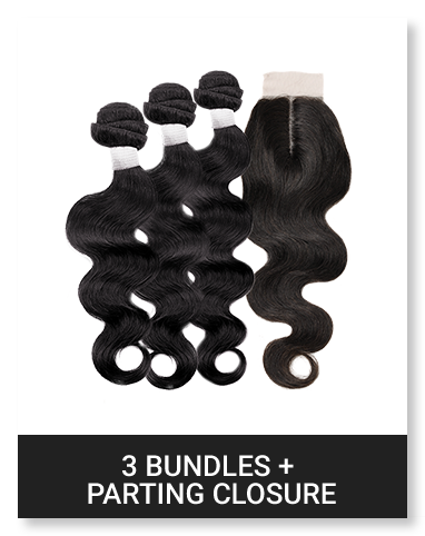 3 Bundle with Parting Closure